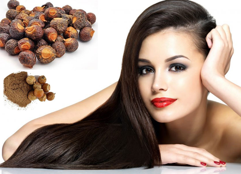 Soap Nut For Natural Conditioners, Hair Nourishment