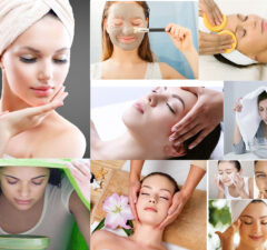 Home Facial: 7 Steps To Get Fabulous Skin Cleansing- Exfoliate- Steam- Massage- Mask- Serum- Moisturizer