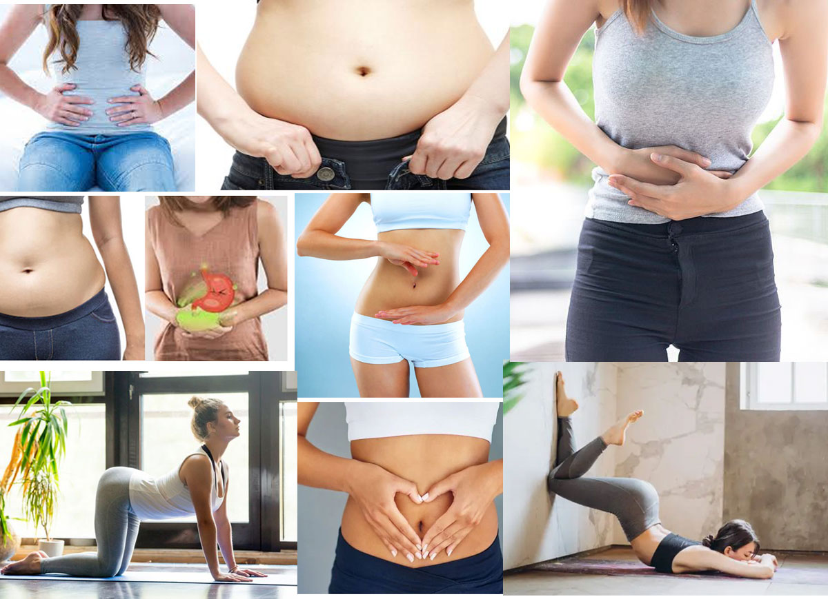 Stomach Bloating: Causes and Natural Remedies