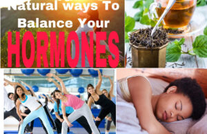 5 Super Things To Fix Women Hormones Naturally | Top Natural Ways To Balance Your Hormones level