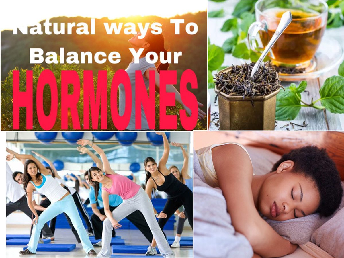 5 Super Things To Fix Women Hormones Naturally   Top Natural Ways To Balance Your Hormones level