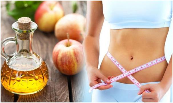Apple Cider Vinegar (A natural Fat Burring Drink)