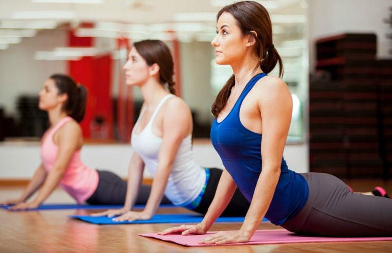 The Cobra Pose/ Bhujangasana - Yoga Pose That Firm Up Your Breast