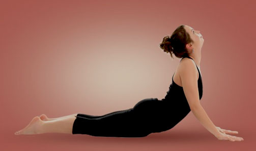 The Cobra Pose - Yoga Pose That Firm Up Your Breast