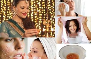 Tips to Get a Glowing Face this Diwali