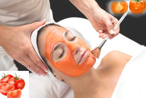 Effective Tomato Face Packs for Different Skin Types
