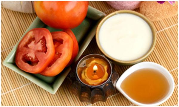Tomato And Honey Mask