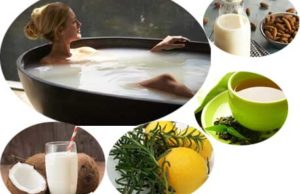 Detox bath is good for flushing out toxins from the body