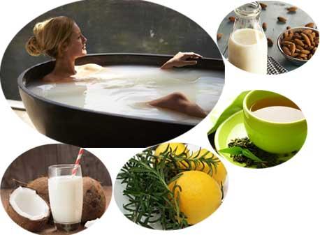 O banho Detox é bom para liberar toxinas do corpo