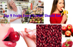 Top 9 Fruits Beneficial for Women Health
