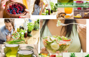 Top 5 Antioxidants Rich Food To Detox Your Body