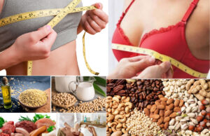 Top Foods To Enhance The Breast Size
