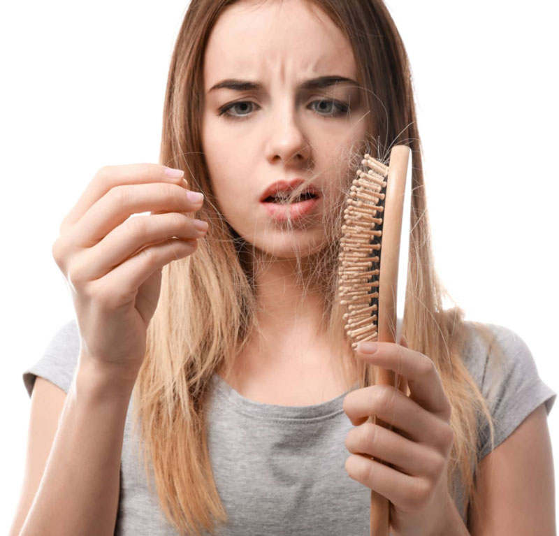 The Best Possible Treatment For Hair Fall in Teenage Girls