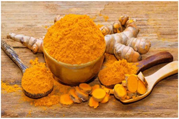 Curcumin flushes out toxins from the body
