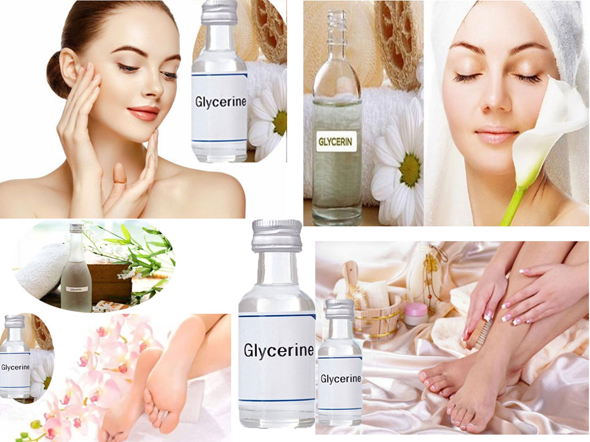 Use Glycerine To Get Healthy Skin In Winter