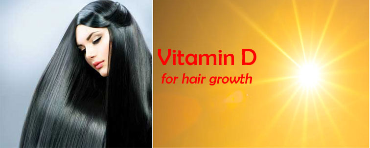 Vitamin D For Thick Hair Growth