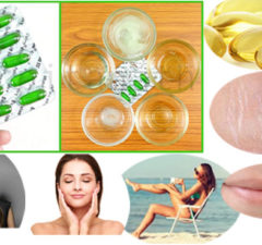 Amazing Benefits Of Vitamin E Oil For Skin And Hair
