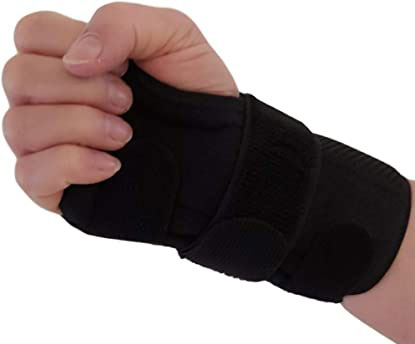 Treatment for Carpal Tunnel Syndrome in Women - •	Cold packs to reduce swelling wear wrist brace