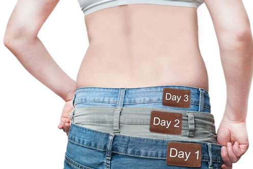 Natural Home Remedies that Helps to Weight Loss Fast