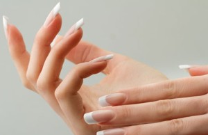 Whiten Underneath Nails